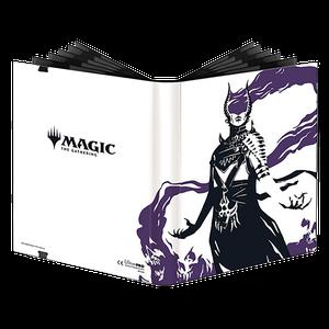 [Magic The Gathering: Pro-Binder 9-Pocket: Ashiok (Product Image)]