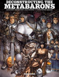 [Deconstructing The Metabarons (Hardcover) (Product Image)]