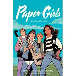 [Paper Girls: The Complete Story (Product Image)]