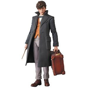 [Fantastic Beasts: The Crimes Of Grindelwald: MAF EX Action Figure: Newt Scamander (Product Image)]