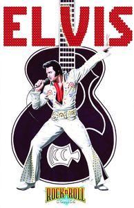 [Rock N Roll Comics: Volume 5: Elvis Experience (Product Image)]