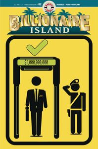 [Billionaire Island #2 (Cover A Pugh) (Product Image)]