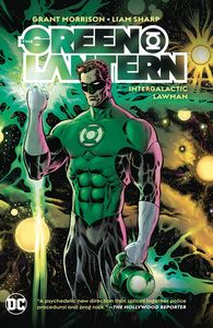 [Green Lantern: Volume 1: Intergalactic Lawman (Product Image)]