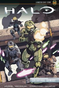 [Halo: Collateral Damage (Hardcover) (Product Image)]