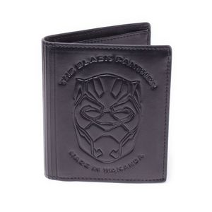 [Black Panther: Leather Trifold Wallet: Made In Wakanda (Product Image)]