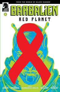 [Barbalien: Red Planet #1 (Cover B Koch) (Product Image)]