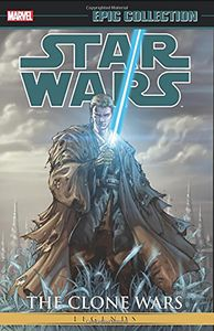[Star Wars: Legends: Epic Collection: Clone Wars: Volume 2 (Product Image)]