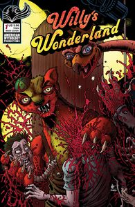 [Willy's Wonderland: Prequel #1 (Cover A Hasson & Haeser) (Product Image)]