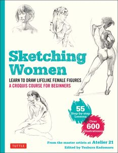 [Sketching Women: Learn To Draw Lifelike Female Figures (Product Image)]