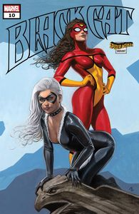 [Black Cat #10 (Spider-Woman Granov Variant) (Product Image)]