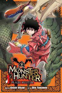 [Monster Hunter: Flash Hunter (Product Image)]