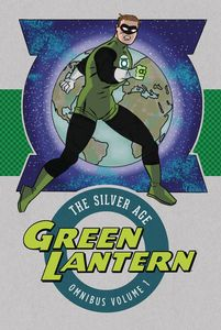 [Green Lantern: The Silver Age: Omnibus: Volume 1 (Hardcover) (Product Image)]