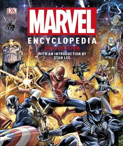 [Marvel Encyclopedia (New Hardcover Edition) (Product Image)]