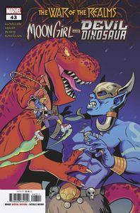 [Moon Girl & Devil Dinosaur #43 (Product Image)]