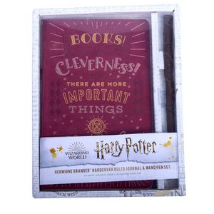 [Harry Potter: Ruled Journal & Wand Pen: Hermione Granger (Hardcover) (Product Image)]