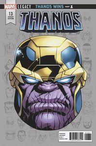 [Thanos #13 (Mckone Legacy Headshot Variant) (Legacy) (Product Image)]