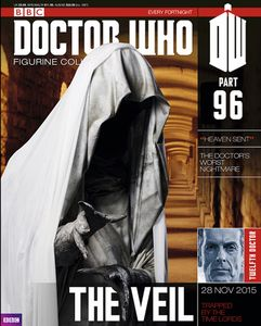 [Doctor Who: Figurine Collection Magazine #96 The Veil (Product Image)]