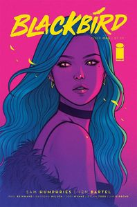 [Blackbird #1 (Cover B Foil Variant Local Comic Shop Day 2018 Edition) (Product Image)]
