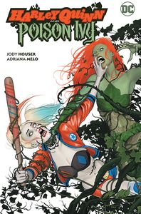 [Harley Quinn & Poison Ivy (Hardcover) (Product Image)]
