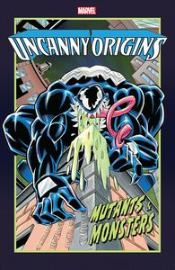 [Uncanny Origins: Mutants & Monsters (Product Image)]