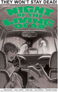 [Night Of The Living Dead #2 (Classic Variant) (Product Image)]