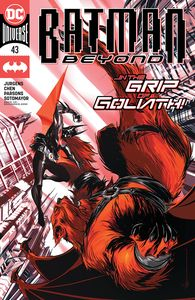 [Batman Beyond #43 (Product Image)]
