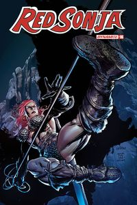 [Red Sonja #16 (Gedeon Homage Incentive Variant) (Product Image)]