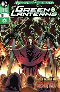 [Green Lanterns #42 (Product Image)]