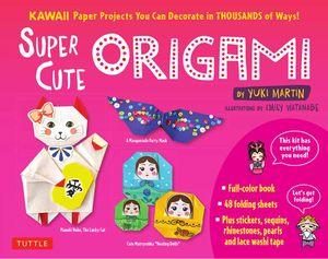 [Super Cute Origami Kit (Product Image)]