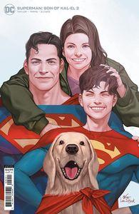 [Superman: Son Of Kal-El #2 (Inhyuk Lee Cardstock Variant) (Product Image)]