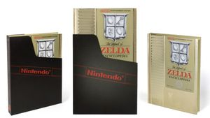 [Legend Of Zelda: Encyclopedia: Deluxe Edition (Hardcover) (Product Image)]