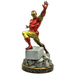 [Marvel: Premier Collection Statue: Classic Iron Man (Product Image)]