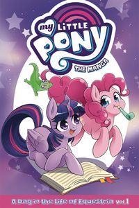 [My Little Pony: Manga: Volume 1: Day In Life Equestria (Product Image)]
