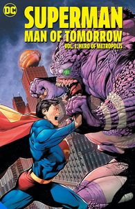 [Superman: Man Of Tomorrow: Volume 1: Hero Of Metropolis (Product Image)]