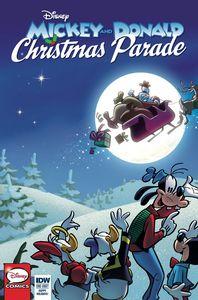 [Mickey & Donald: Christmas Parade 2019 (Product Image)]