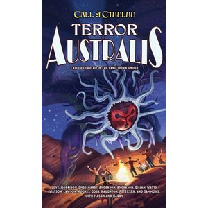 [Call Of Cthulhu: Terror Australis (Hardcover) (Product Image)]