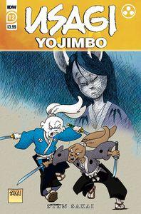 [Usagi Yojimbo #12 (Product Image)]