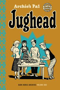 [Archie's Pal Jughead: Archives: Volume 1 (Product Image)]