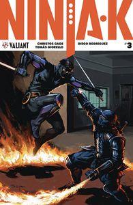 [Ninja-K #3 (Cover B Troya) (Product Image)]