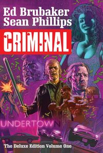 [Criminal: Volume 1 (Deluxe Edition Hardcover) (Product Image)]