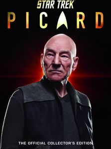 [Star Trek: Picard (Official Collector's Edition Hardcover) (Product Image)]
