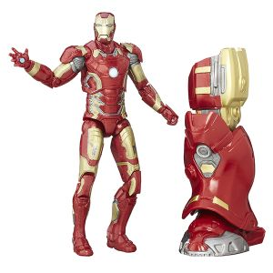 [Marvel Legends: Avengers: Best Of Series: Wave 1 Action Figures: Iron Man (Product Image)]