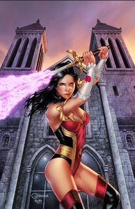 [Grimm Fairy Tales #48 (Cover A Geebo Vigonte) (Product Image)]