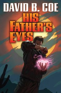 [The Case Files Of Justis Fearsson: Book 2: His Father's Eyes (Product Image)]