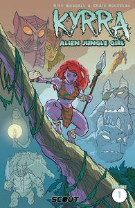 [Kyrra: Alien Jungle Girl (Product Image)]