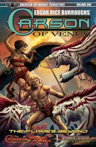 [Carson Of Venus: Volume 1: Flames Beyond & Other Tales (Product Image)]