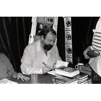 [Michael Moorcock Signing (Product Image)]