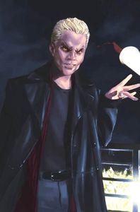 [Buffy The Vampire Slayer #6 (Mercado Vamp Variant) (Product Image)]