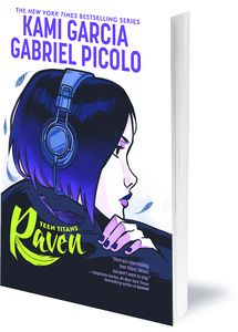 [Teen Titans: Raven (Hardcover) (Product Image)]