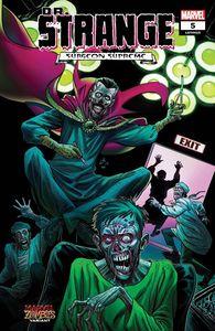 [Dr Strange #5 (Luke Ross Marvel Zombies Variant) (Product Image)]